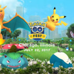 Pokemon GO(ポケモンGO)2017年06月21日(水) Pokémon GO Fest Chicago Tickets Now on Sale!